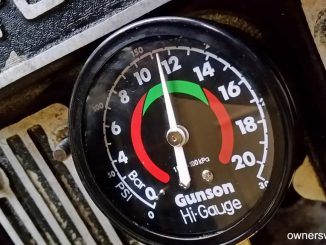 How to do a compression test with engine compression tester